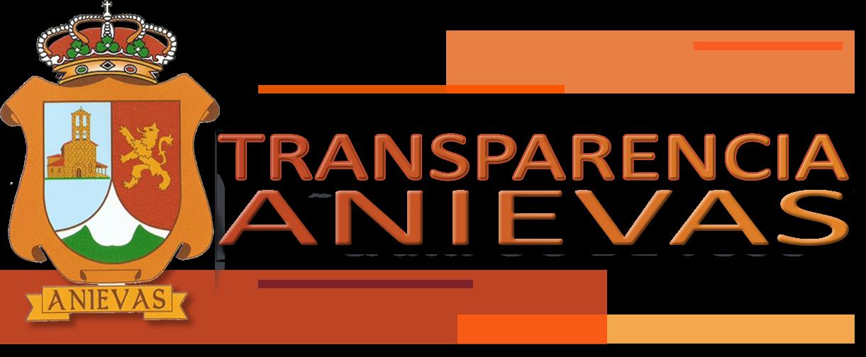 Portal de Transparencia del Ayuntamiento de Anievas